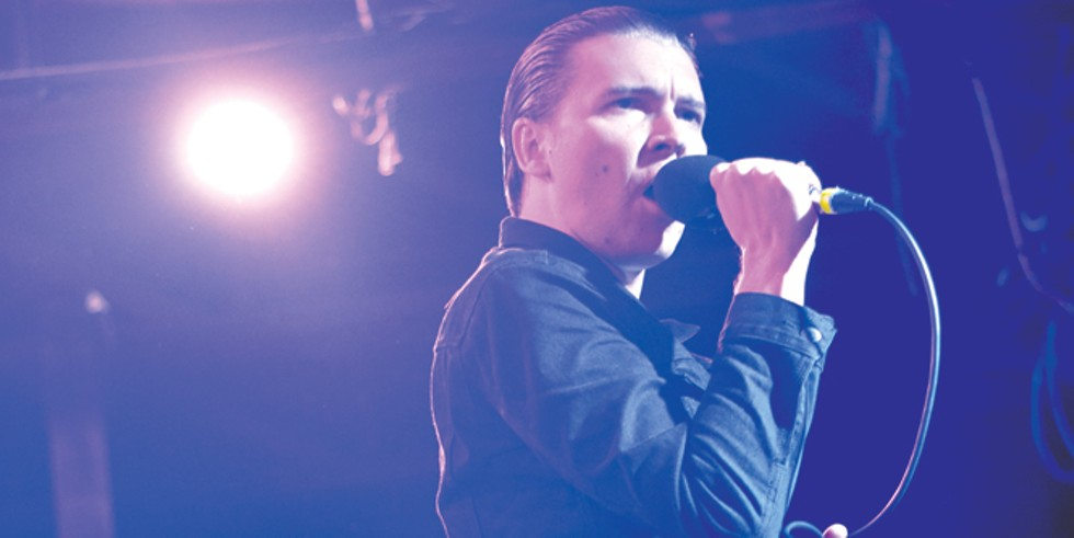 Alex Cameron at - The Urban Lounge - JOSH SCHEUERMAN