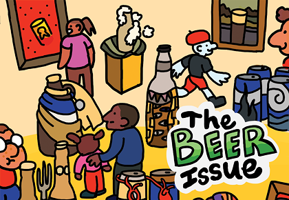 The Beer Issue