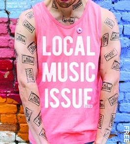 The Local Music Issue 2018