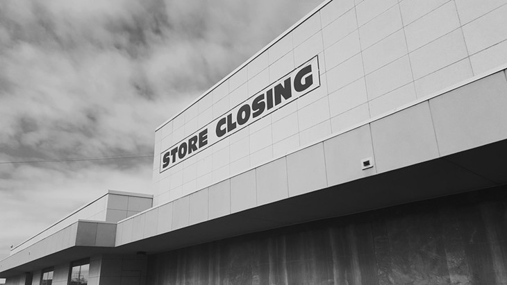 Photo Dispatch: Sears' Last Day of Business