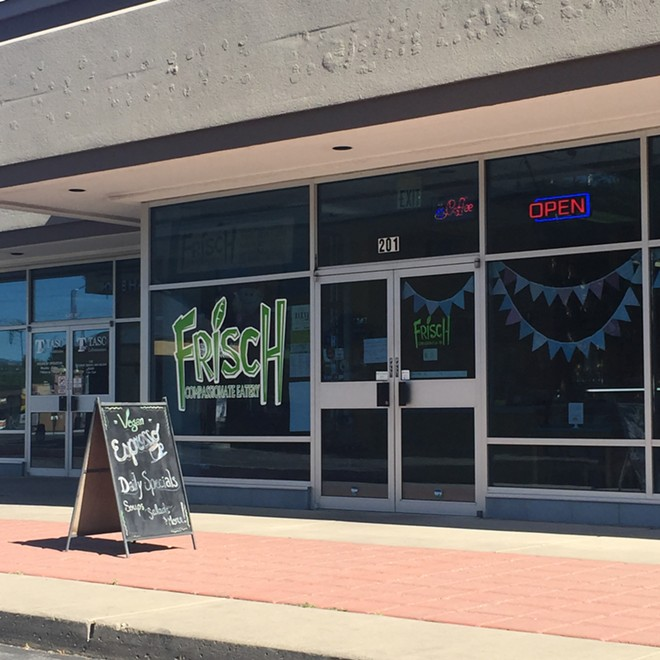 Frisch Compassionate Eatery Restaurant in Salt Lake City