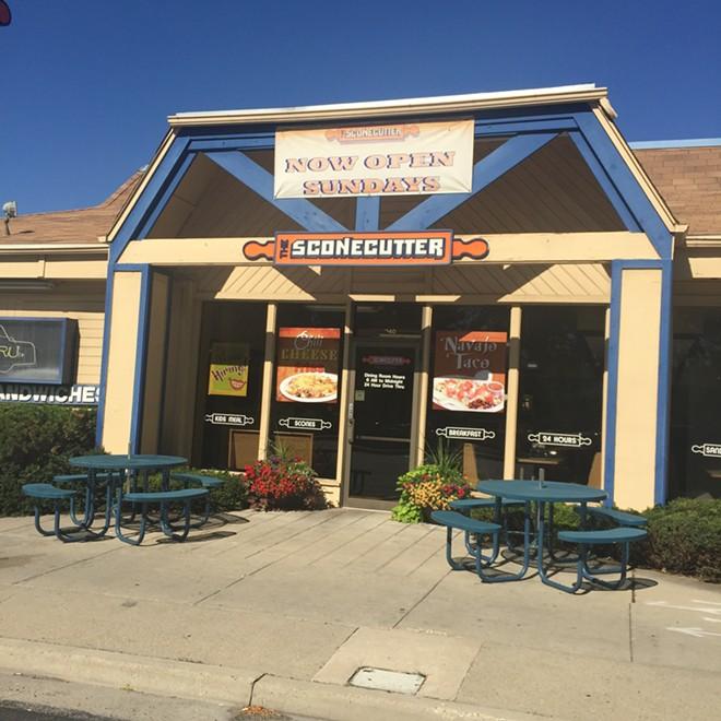 Sconecutter Restaurant in Salt Lake City