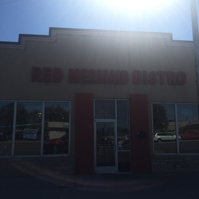Red Mermaid Bistro in Salt Lake City