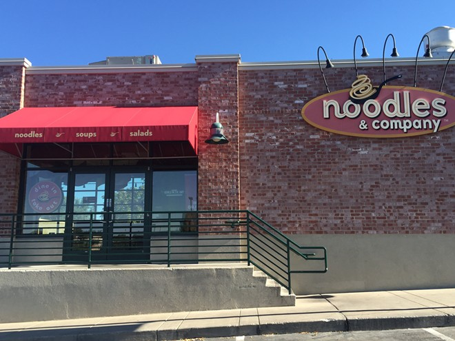 Noodles & Company Restaurant in Salt Lake City