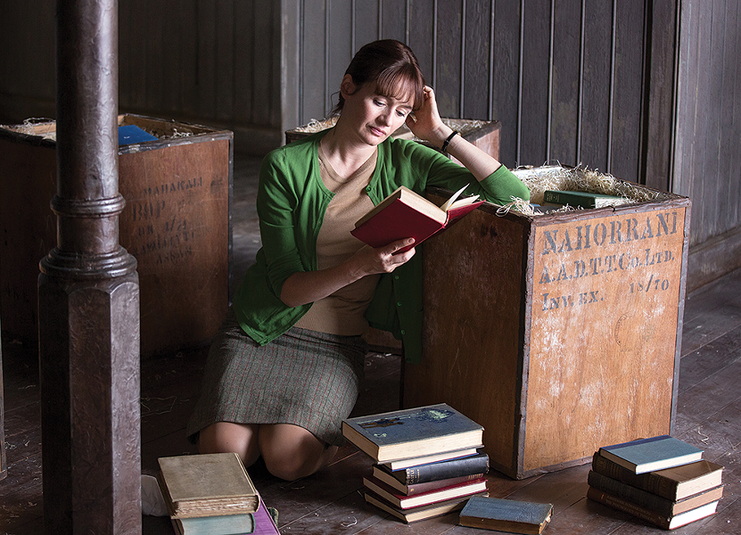 Emily Mortimer in The Bookshop  - GREENWICH FILMS