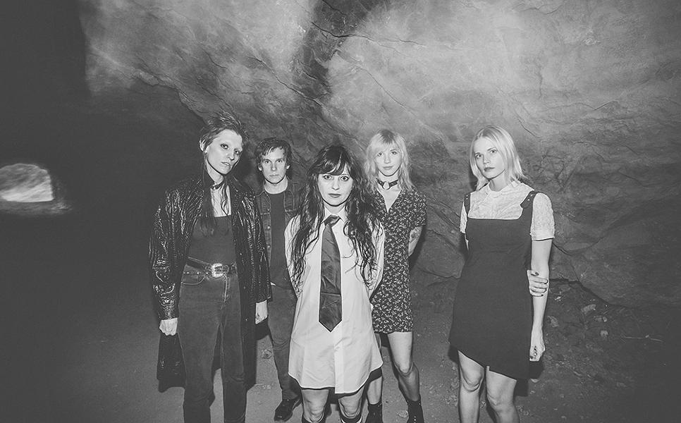 Death Valley Girls - MICHAEL HAIGHT