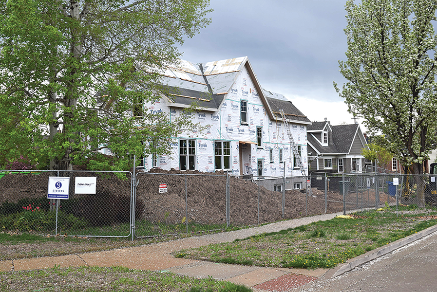"""""""At the end of the day, a goal of our city is to have units that accomodate all walks of life,"""" Lauren Parisi, a principal planner for SLC, says. - RAY HOWZE"""