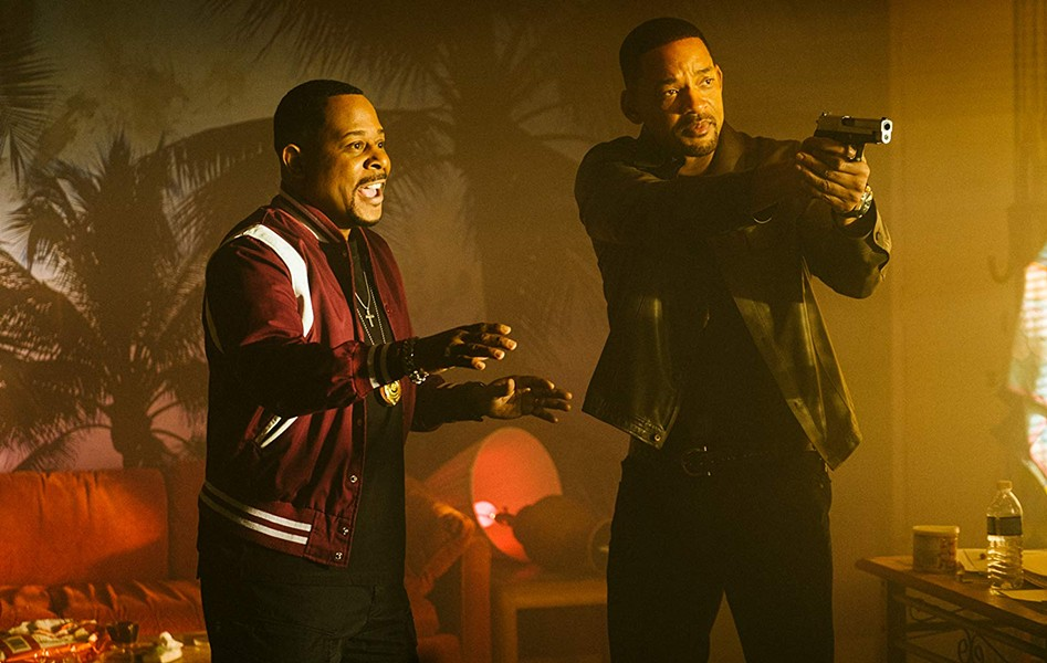 Martin Lawrence and Will Smith in Bad Boys for Life - SONY PICTURES