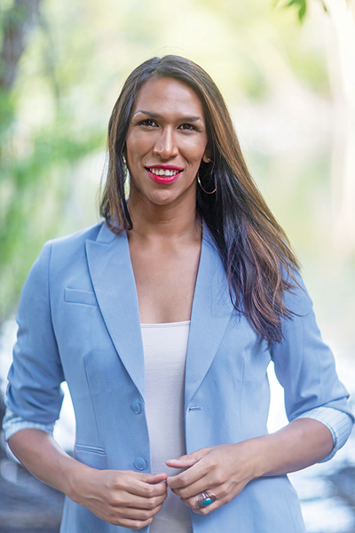 Olivia Jaramillo - District 14 Utah House  candidate - COURTESY PHOTO