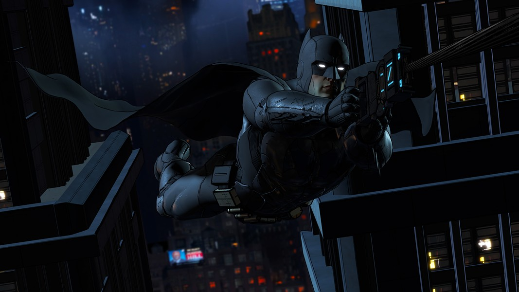 """""""Even when I'm seeking justice, this is really fun to do"""" - TELLTALE GAMES"""