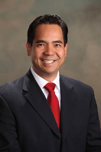 Utah Attorney General Sean Reyes. - SEAN BARR