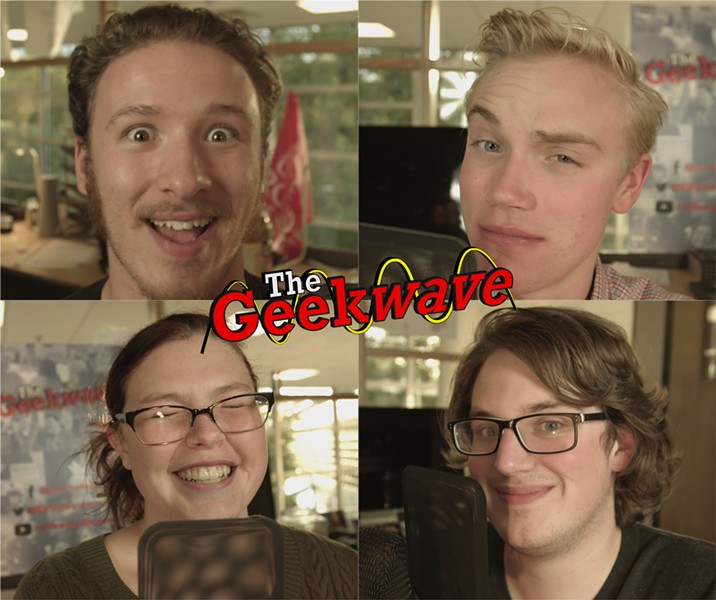 THE GEEKWAVE