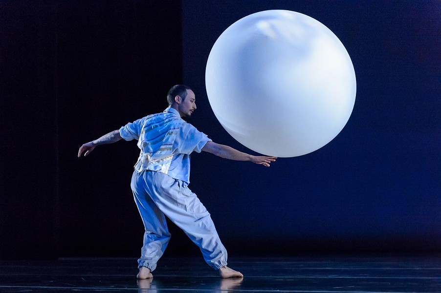 """""""My Friend the Earth"""" choreographed by Tandy Beal - STUART RUCKMAN"""