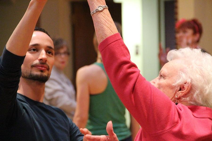 Community Dance Education - RIRIE-WODBURY DANCE COMPANY