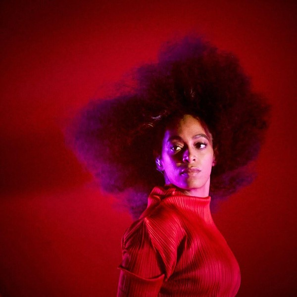 Solange killing during her Aug. 10 Twilight performance. - DAVID VOGEL PHOTOGRAPHY