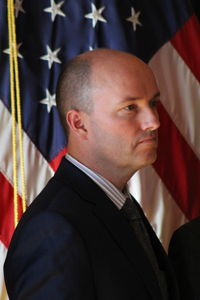 LT. GOV. SPENCER COX