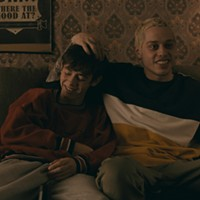 Griffin Glick and Pete Davidson in Big Time Adolescence
