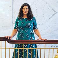 The Unsinkable Shireen Ghorbani