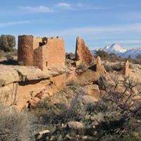 The National Park Service, BLM's sister agency, has written to the bureau before the  scheduled lease sales asking them not to lease parcels on the doorstep of Hovenweep National Monument.