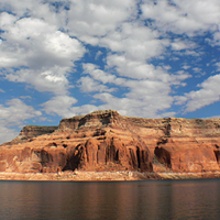 The state is seeking $1.9 billion in damages—the amount the Utah attorney general believes it would cost to locate and remove the metals, thought to be buried in the sediment beneath Lake Powell.