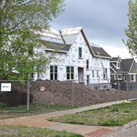 """""""At the end of the day, a goal of our city is to have units that accomodate all walks of life,"""" Lauren Parisi, a principal planner for SLC, says."""