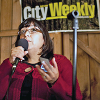 """Former state Rep. Rebecca Chavez-Houck says census data makes elected officials better able to meet their voters' needs. """"The more we know where people are at, I think the more effective an elected official can be in being responsive to their constituents,"""" she says."""