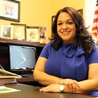 Senate minority whip Luz Escamilla