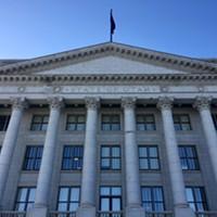 A Utah Lege Report Card
