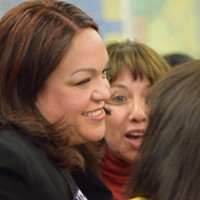 Sen. Luz Escamilla Tests Positive for COVID-19