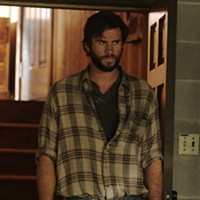 Liam Hemsworth in Arkansas