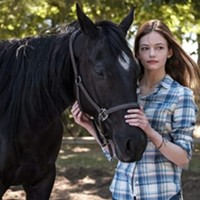Mackenzie Foy in Black Beauty