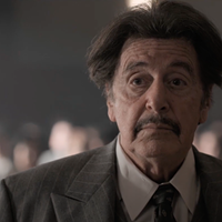 Al Pacino in American Traitor: The Trial of Axis Sally