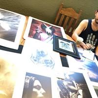 July Gallery Stroll: Daniel Duckett