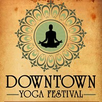 The Downtown Yoga Festival