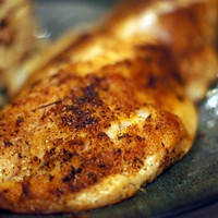 Monday Meal: Blackened Fish Fillets