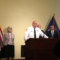 SLCPD Chief Mike Brown