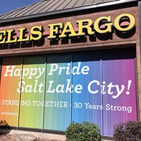 More than 40 people signed a letter to local Pride leadership asking them to cut ties with Wells Fargo and Chase Bank.