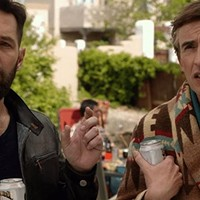 Paul Rudd and Steve Coogan in Ideal Home.