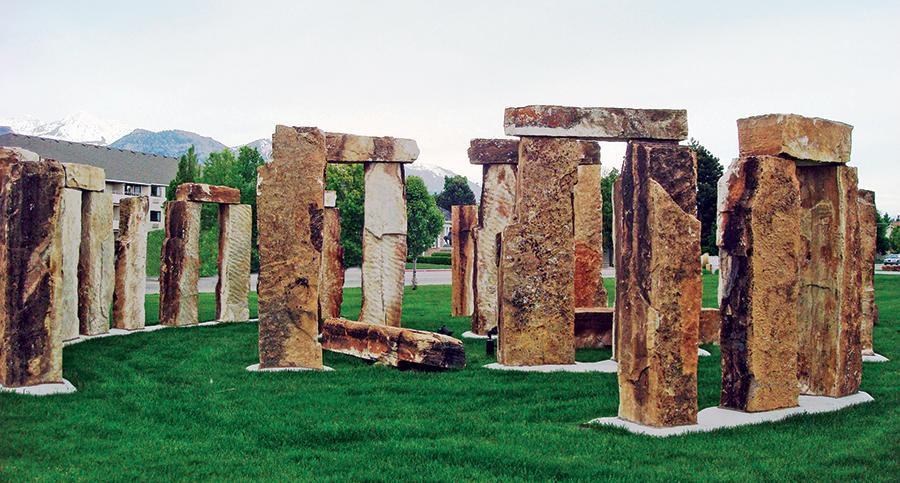 Stonehenge - JANICE GLEESON