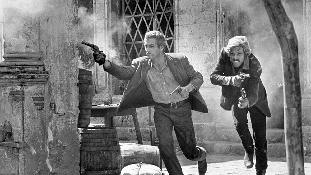 Butch Cassidy and the Sundance Kid - UNIVERSAL PICTURES