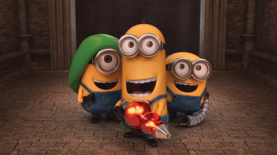 Minions - ILLUMINATION ENTERTAINMENT
