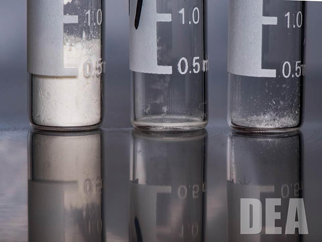 Lethal doses of heroin, carfentany, and fentanyl - DEA