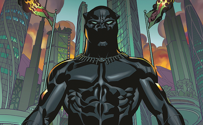 Black Panther - MARVEL COMICS