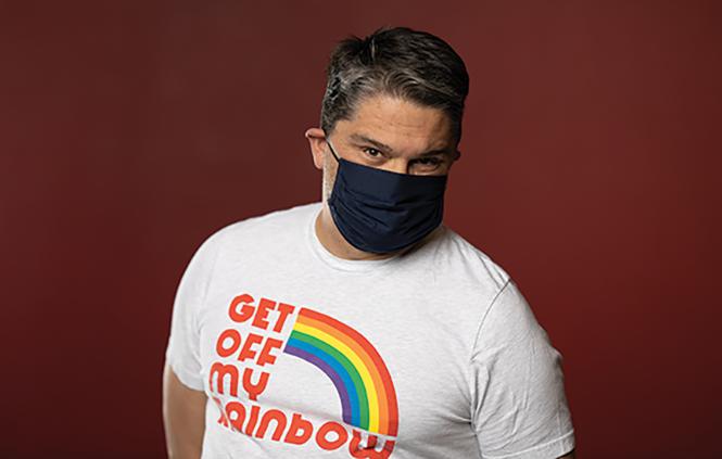 Utah Pride Center's - Rob Moolman - STEVE CONLIN