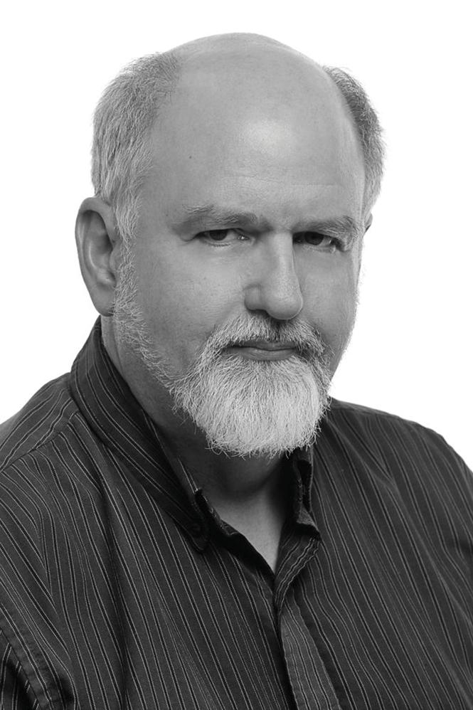 George Pyle - Tribune editorial  page editor