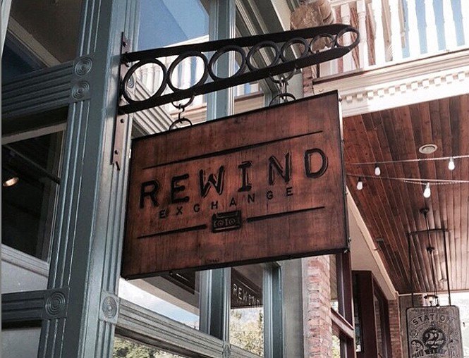 Rewind Exchange - INSTAGRAM