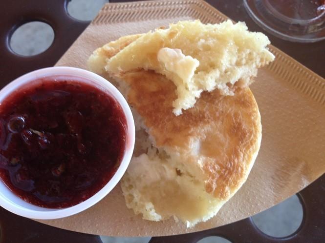 Crumpets & Blackberry Merlot Jam - AMANDA ROCK