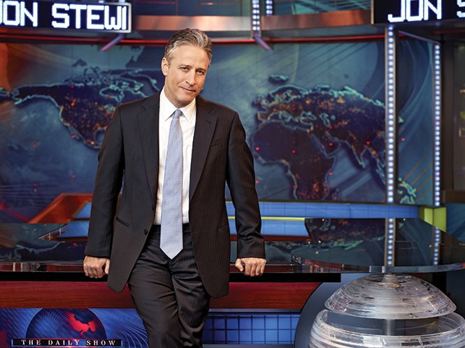 The Daily Show With Jon Stewart (Comedy Central)