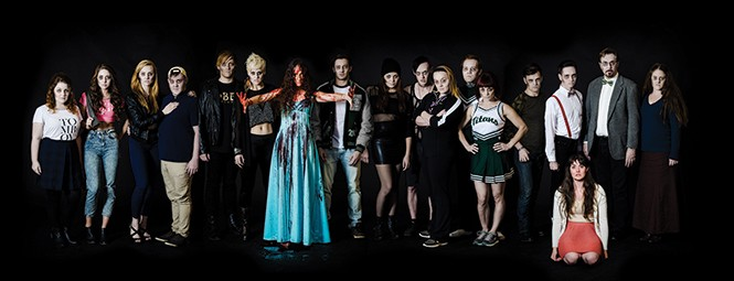 Carrie: The Musical (Utah Rep) runs through Nov. 8.