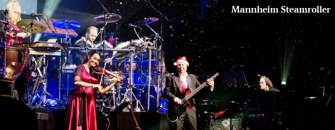 A breath of fresh air: Mannheim Steamroller